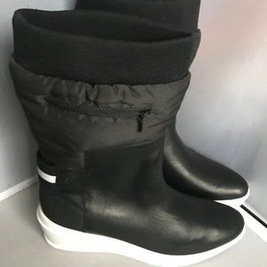 Under Armour Women's Elevated Black Winter Boot